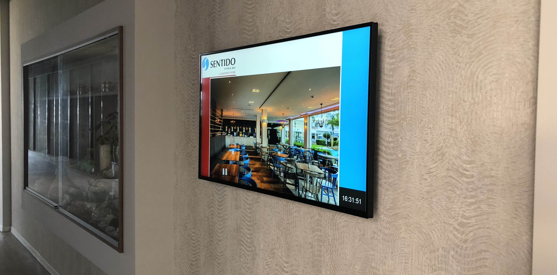 Professional Digital Signage Displays