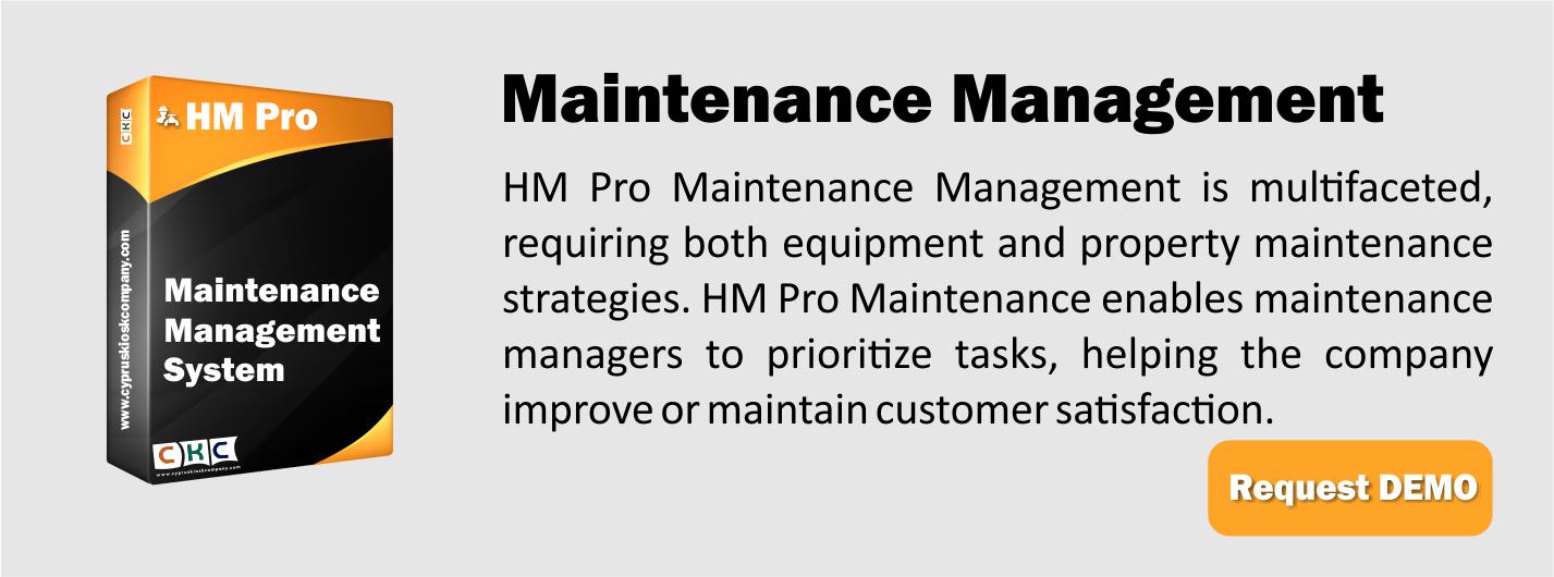 Maintenance-Module