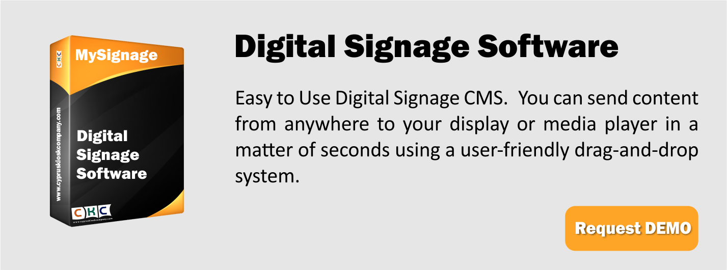 Digital-Signage-Software